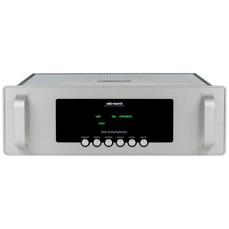 Audio Research Foundation DAC 9