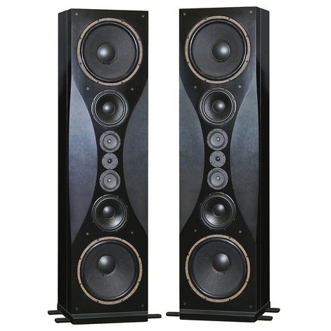 PBN Audio Montana Loudspeakers Master Reference