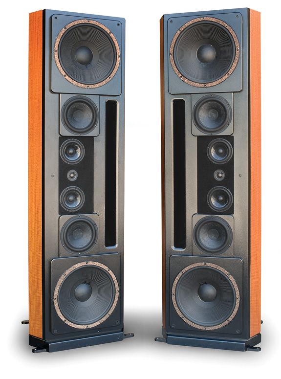 PBN Audio Montana Loudspeakers WAS