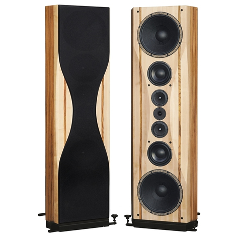 PBN Audio Montana Loudspeakers WAS-2