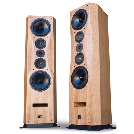 PBN Audio Montana Loudspeakers Compact Reference