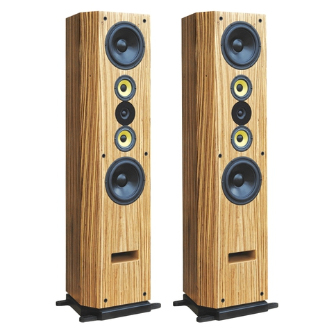 PBN Audio Montana Loudspeakers EPS -2