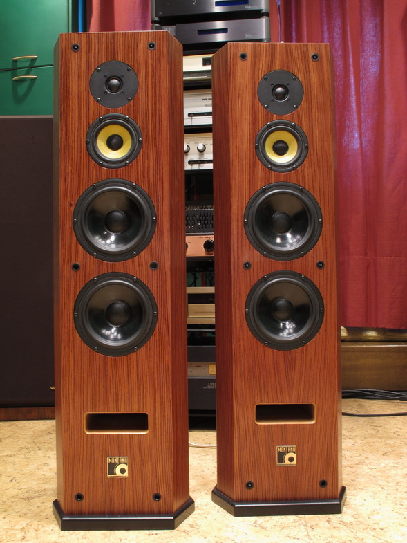 PBN Audio Montana Loudspeakers SPI