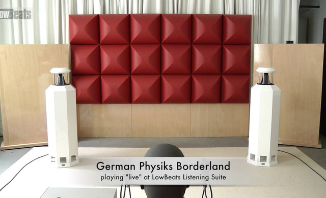 German Physiks Borderland Mk V Ultimate – LowBeats Soundcheck